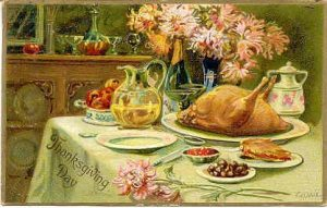 Thanksgiving Image Vintage