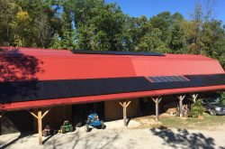 Happy Hollow Farm Goes 100% Solar!